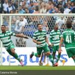 Taça de Portugal: Leão de garras afiadas vence Dragão sem chama
