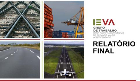 Capa do Relatório Final do GT IEVA
