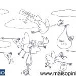 Cartoon mês de Janeiro – Carlos Moreira
