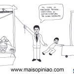 Cartoon Mês de Outubro