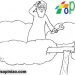 S. Pedro continua em dificuldades – Cartoon de Carlos Moreira