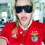 Ó Madonna, anda viver para o Porto, carago!