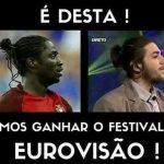 Salvador Sobral – o Éder da Eurovisão