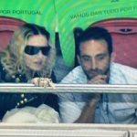A estada de Madonna em Portugal é uma invenção da imprensa