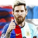 Messi, o astro argentino