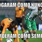 O Porto e o Benfica empataram? Temos pena!