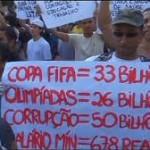 Preocupações com o Mundial Brasil 2014