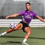 As fábulas dos famosos – Cristiano Ronaldo e a foca amestrada