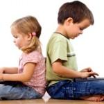 Jovens na internet
