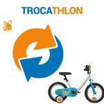 Trocathlon – Trocamos a sua chucha por uma bicicleta.