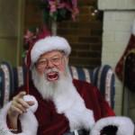 A resposta do Pai Natal