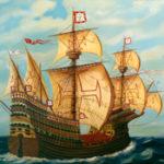 Crónicas de bordo do Séc. XVI, por Abílio de Loures