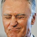 Aníbal Cavaco Silva está a ficar choné…
