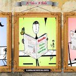 Cartoon MaisOpinião: A lenda de Pinto da Costa