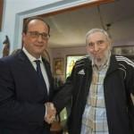A visita de Hollande a Cuba, mas a qual Cuba?