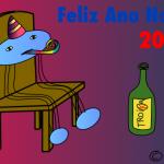 Ano Novo, Vida Nova…ou talvez não! – Sandra Castro