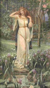 """Freyja and the Necklace"" por James Doyle Penrose"