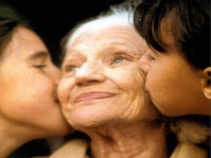Quando chegar aos 84 anos, como tu, quero ser assim…acalmar o que estiverem ao meu lado e fazê-los sentir essa paz!