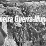 A guerra das trincheiras foi há 100 anos
