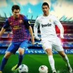 Ronaldo vs Messi? Não podemos desfrutar dos dois?