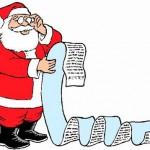 A lista de presentes