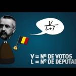 Sistema Eleitoral: o que é o método de D'Hondt?