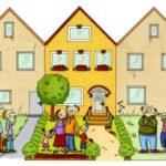 A arte de fazer má vizinhança