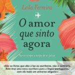 """"""" O amor que sinto agora"""" – o livro"""