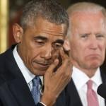 As insultuosas lágrimas de Obama