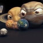 Eu sou do tempo em que Plutão era o 9º planeta! – Laura Paiva