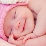 O bebé tem soninho…