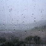 """Uma """"bela"""" tarde de chuva…"""