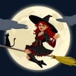 Noite do Halloween – O orgasmo da Bruxa na origem da historia