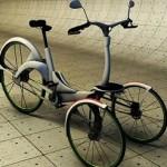 Comprei um Triciclo!